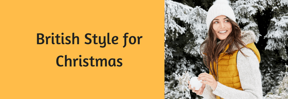 Spotlight on New British Style this Christmas
