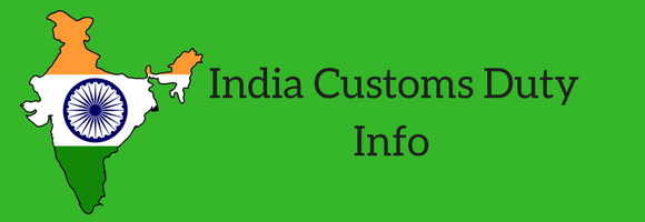 What should you know about Indian customs duty (import tax) for online shopping?