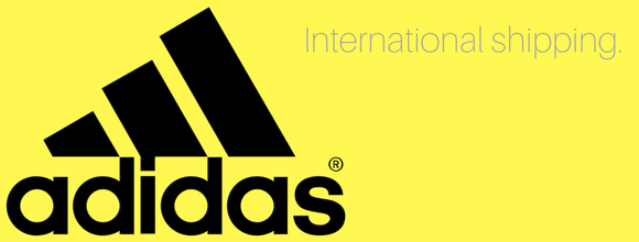 The best shops for Adidas with international shipping
