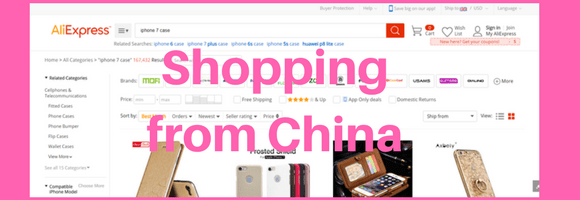 Is it safe to buy online from China?