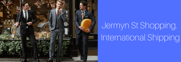 TM Lewis Jermyn St Shirts with International Shipping.